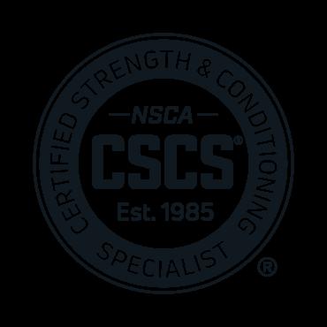 Certificación CSCS - NSCA acondicionamiento y fuerza