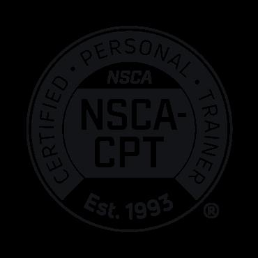 curso de entrenador personal certificado por NSCA